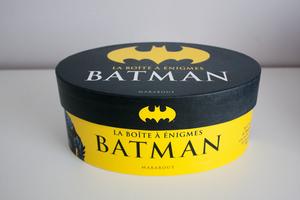 La boîte à énigmes Batman