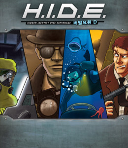 H.I.D.E.: Hidden Identity Dice Espionage