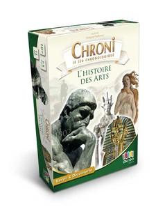 CHRONI - L'HISTOIRE DES ARTS