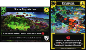 "Star Realms : Promo Set ""Bombardier & Site de Reproduction"""