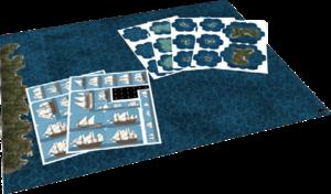 Pavillon Noir 2 - Accessoires pour Combat naval