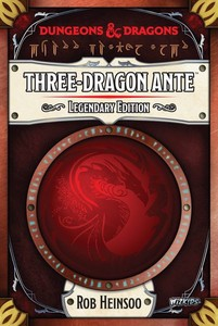 Three-Dragon Ante: Legendary Edition