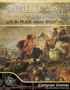Nine Years : War of the Grand Alliance 1688-1697