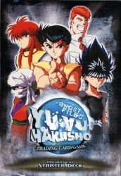 Yu Yu Hakusho TCG - Starter Set