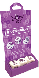 Rory's Story Cubes : investigation