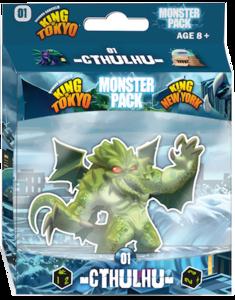 King of New York/Tokyo : Cthulhu (Monster Pack 01)