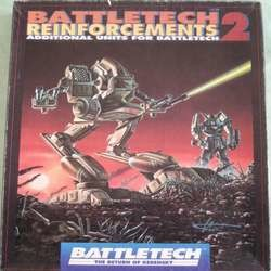 Battletech Reinforcements 2