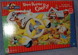 Barn Buzzin' Goofy