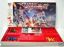 Le jeu des Transformers