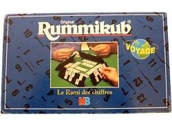 Rummikub - Voyage