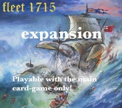 fleet 1715 : Solo Expansion