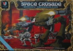 Space Crusade : Mission Dreadnought