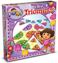 Dora : My Firts Triomino