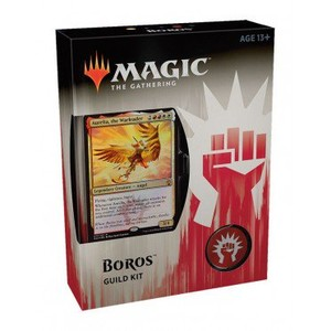 Magic The Gathering - Kit de Guilde - Les Guildes de Ravnica : Boros