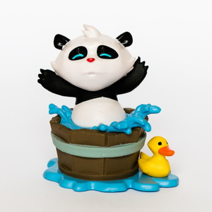 "Takenoko - Extension ""Chibis"" (Collector's Edition) - Bébé Panda ""Joy"""