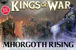 Kings of war: Mhorgoth Rising
