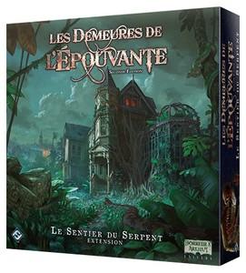 """Les Demeures de l'Épouvante (Seconde Édition) - Extension """"Le Sentier du Serpent"""""""