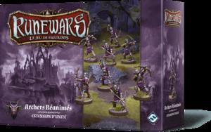 Runewars - Archers Réanimés