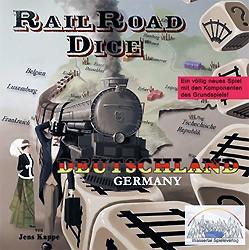 RailRoad Dice : Deutschland