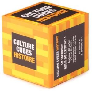 Culture Cubes : Histoire