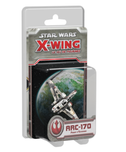 X-Wing : Jeu de Figurines - ARC-170