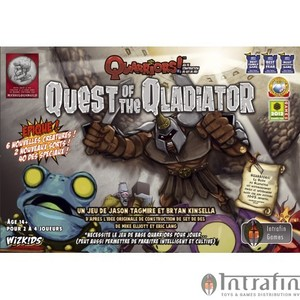 Quarriors ! Quest of the Qladiator