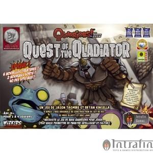 Quarriors ! Quest of the Qladiator