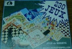 230 jeux