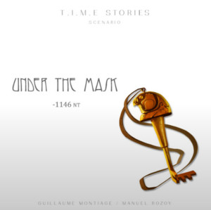 T.I.M.E. Stories - Under the Mask
