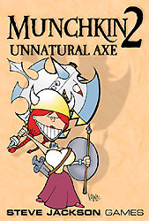 Munchkin 2 : Unnatural Axe