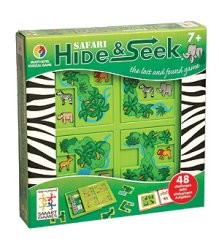 Hide and seek : Safari