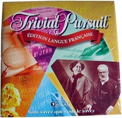 Trivial Pursuit - Edition langue Française
