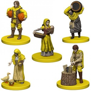 "Agricola - Extension ""Yellow Expansion"""