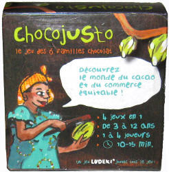 Chocojusto