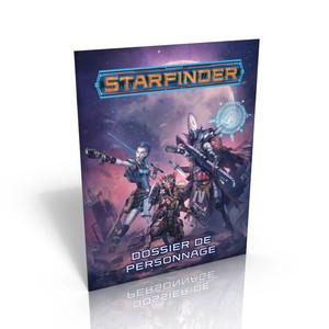 Starfinder :  Dossier de Personnage
