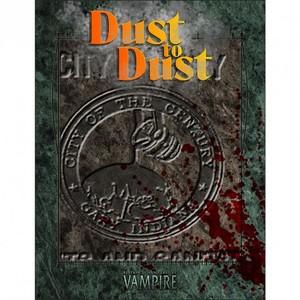 Vampire : La Mascarade 20e anniversaire - Dust to Dust