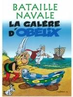 Bataille navale - La galère d'Obélix