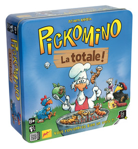 Pickomino ; la totale !