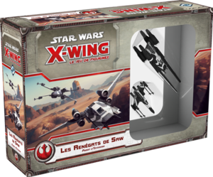 X-Wing : Jeu de Figurines - Les Renégats de saw