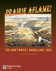 Prairie Aflame !
