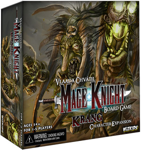 Mage Knight Board Game : Krang Character Expansion