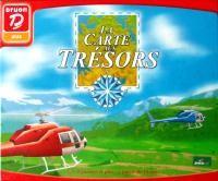 La carte aux trésors