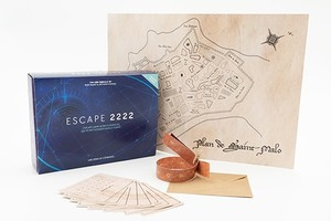 Escape 2222-Escape Game Audio Box
