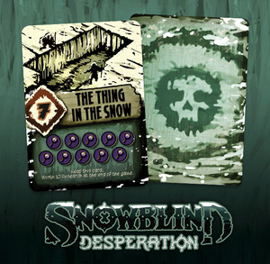 Snowblind - Desperation