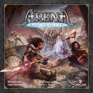 Arena: the Contest