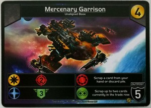 Star Realms : Goodie Mercenary Garrison