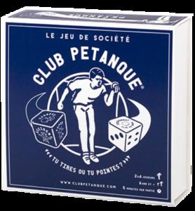 Club Pétanque - Le jeu de société
