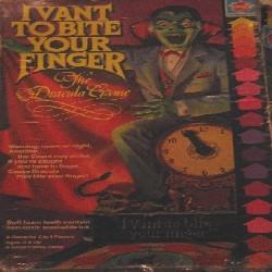 I vant to bite your finger