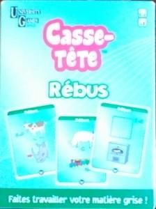 Casse-tête Rébus