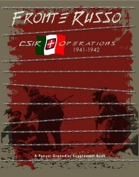 Panzer Grenadier : Fronte Russo